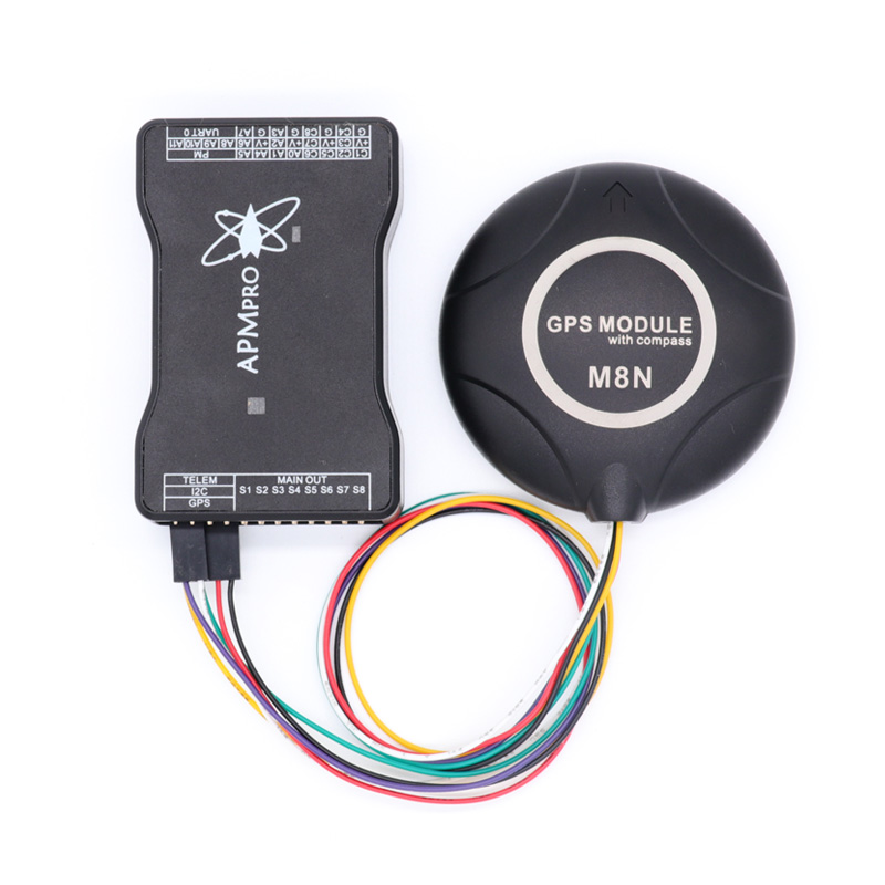 APM pro+M8N GPS New Mini APM Flight Control Opensource Hardware for Quad Hexa Octa Multicopter AircraftAPM pro+M8N GPS New Mini APM Flight Control Opensource Hardware for Quad Hexa Octa Multicopter Aircraft