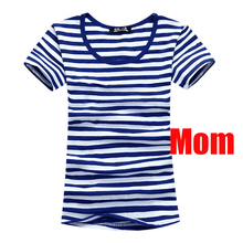 All Family Summer Striped T-Shirts
