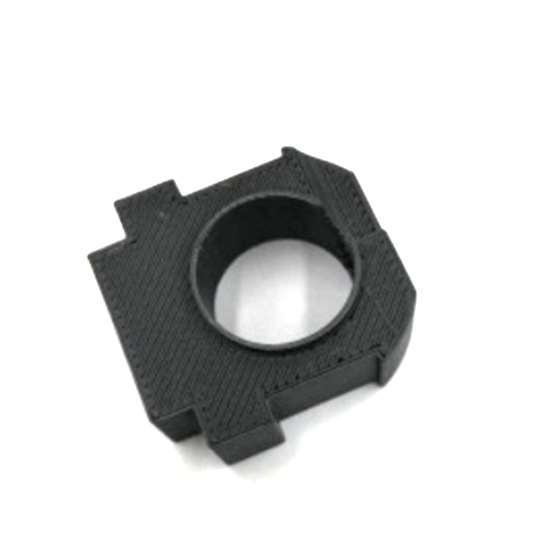 Black Hot Rowsfire 1 Pcs High Precision Water Gel Beads Parts 3d Printed Front Stabilizing Connector For U-mp45 Nylon Receiver Toy Guns