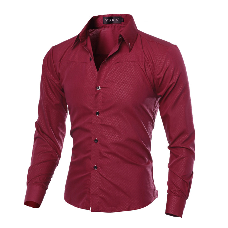 22df53ed8 5XL زائد حجم العلامة التجارية-الملابس القطنية ملابس رجالي الصلبة لينة الرجال  قميص ملابس رجالية