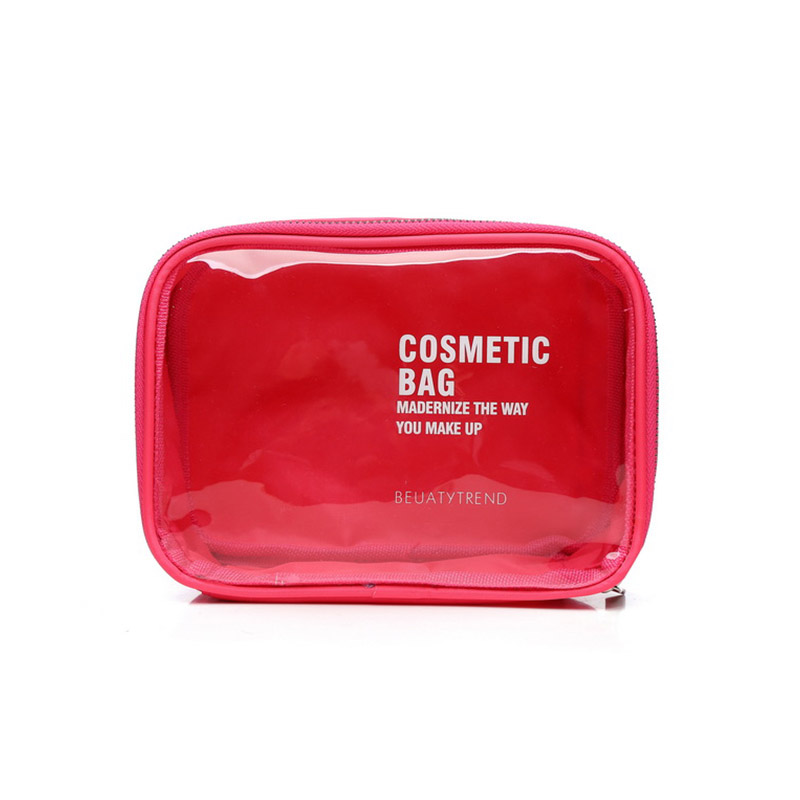 573cdc99f02 onexpect Brand Jelly Color Cosmetic Bag For Make Up Waterproof Travel Wash Case  Women Pouch Lucency Travel Toiletry Storage Bag-in Cosmetic Bags   Cases ...