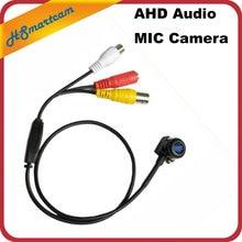Новый AHD HD 120 градусов широкий угол 720 P мини AHD Камера s micro 2,8 мм объектив няня AV BNC Камера для AHD 720 P 1080 P DVR Наборы