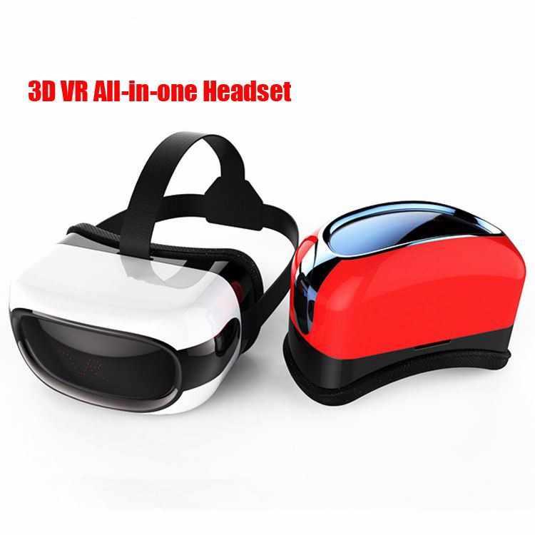 Распродажа! Все в одном Очки виртуальной реальности VR M1 гарнитура Android 5,1 1G + 8G 4 ядра RK3126 виртуальной реальности градусов опыт 3D очки Wi-Fi и Bluetooth