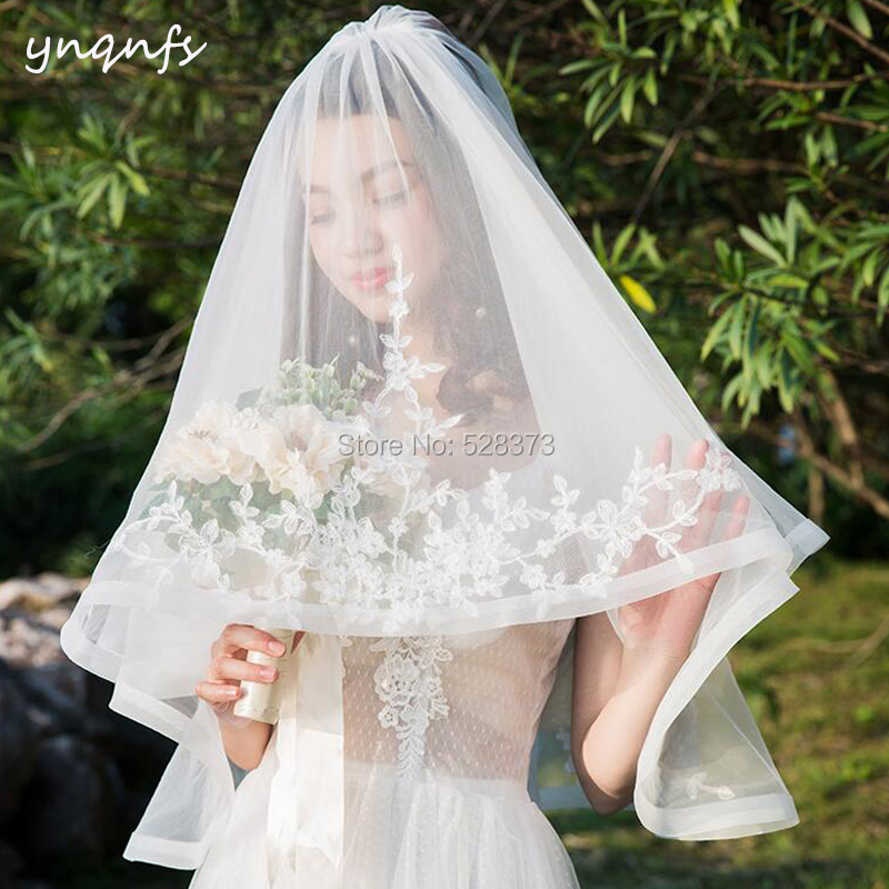 Vintage Wedding Hairstyles With Birdcage Veil: YNQNFS V63 Real Wedding Accessories Hair Decoration Boned