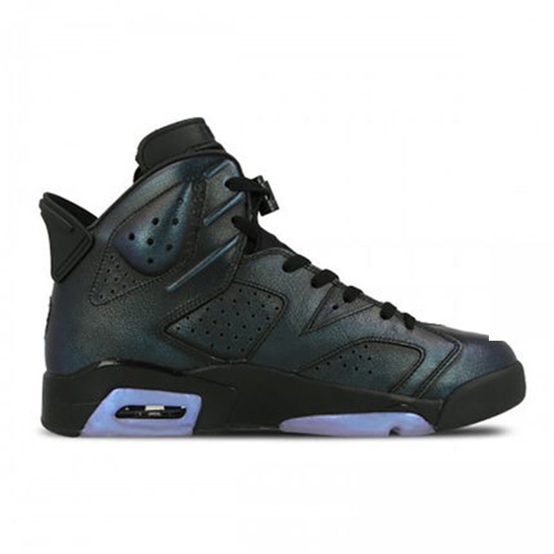 sports shoes a16ef b0c1c Official Original Nike Air Jordan 6 All Atar AJ6 All Star Chameleon 907961  015 Mens Basketball Shoes Sneakers Medium Cut Durable-in Basketball Shoes  from ...