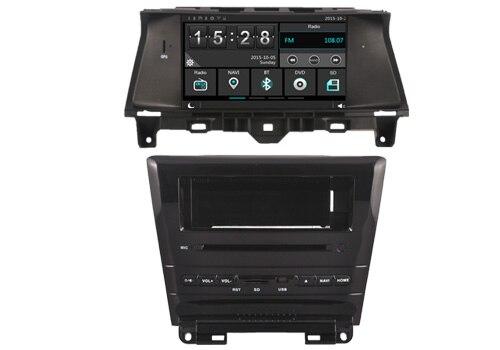 Dvd Player do carro para Honda Accord 8 2008-2015/1080 P/DVR/3G/WIFI/TPMS/GPS/RÁDIO/bluetooth/navegação/free mapa câmera