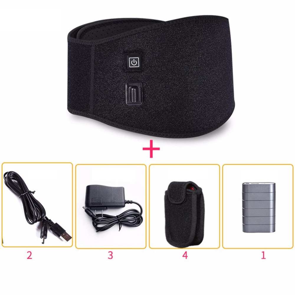 5 pcs Electric waist belt Warm palace belt Palace cold belt warm waist belt Massager belt bikkembergs belt