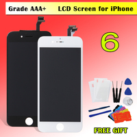 Grade AAA 4.7 inch LCD Touch Screen For Apple iPhone 6 6S Display Digitizer Assembly Replacement 100% No Dead Pixel Free Ship