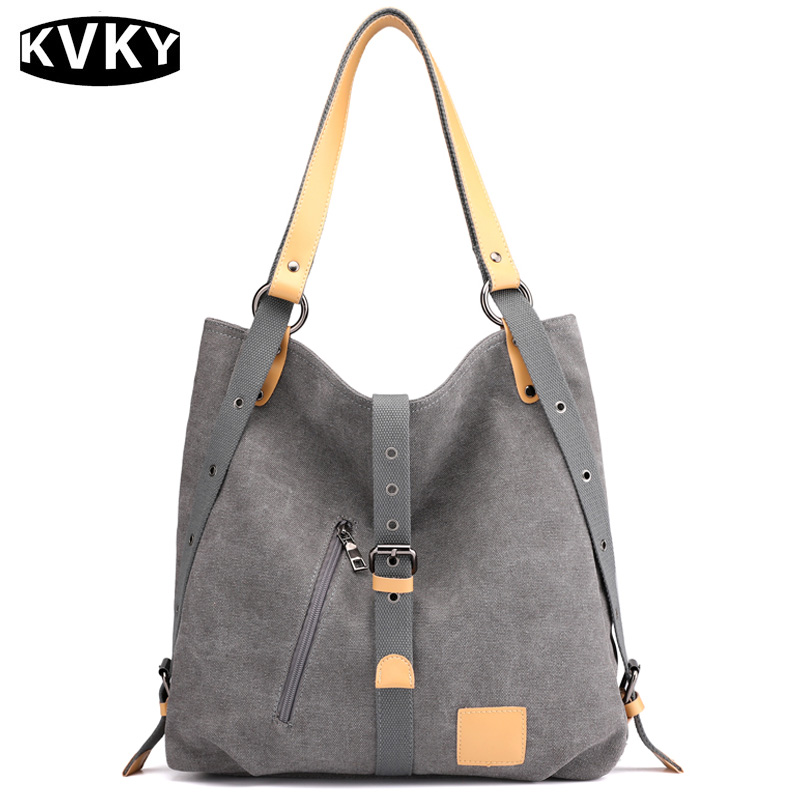 Canvas Bags For Large Capacity Shoulder Crossbody Bags Handbags Bag Designer Lady's Bag