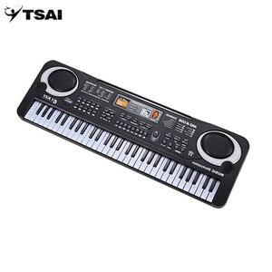TSAI 61 Keys Electronic Music