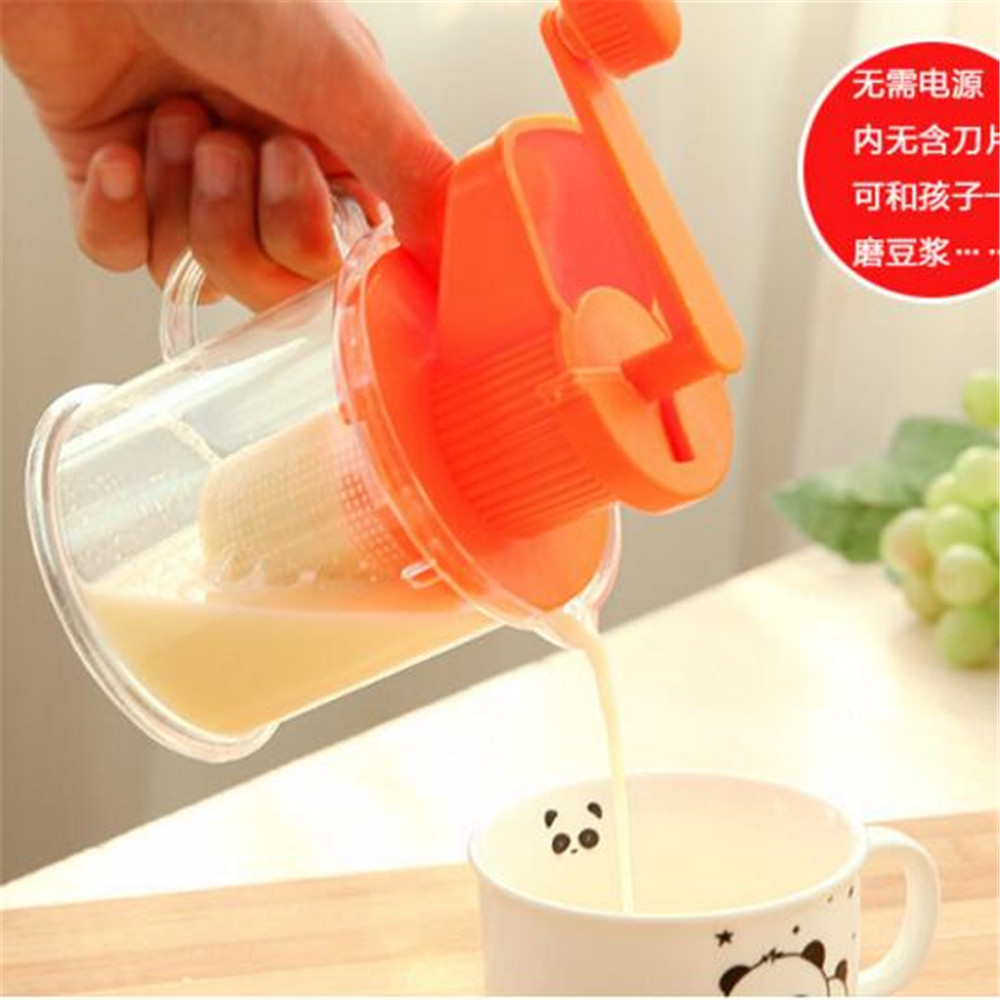 2018053101 xiangli 4 colours Portable mini Meat Grindingjuicer fruit juice cup juicer 82.88 primary colours pupil s book level 4 primary colours
