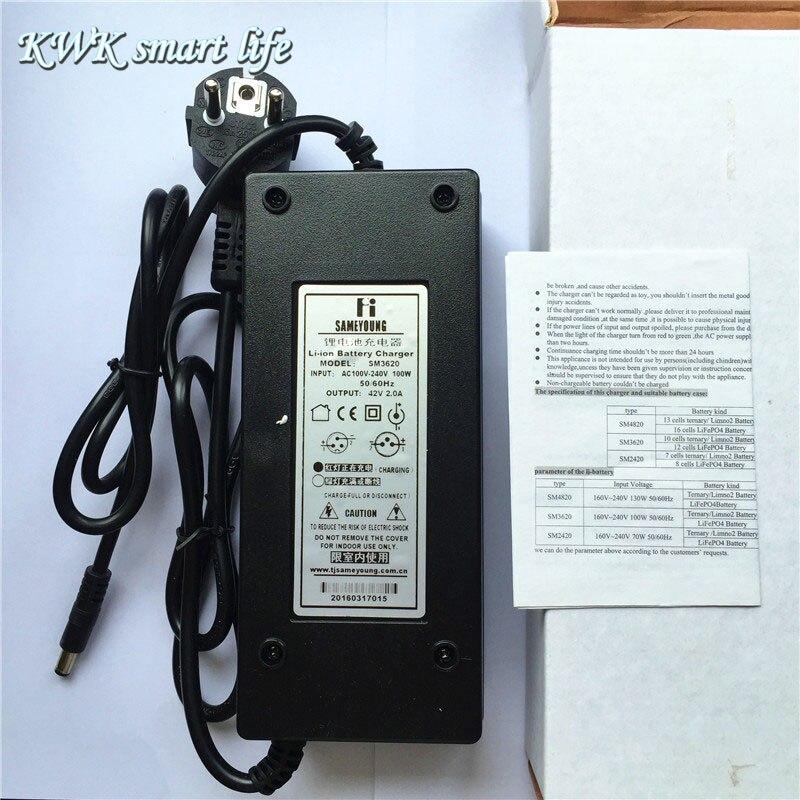 36 зарядное устройство в для K-ST1201/к-ST1202 Электрический велосипед