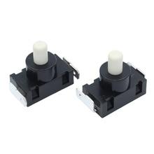 Oryginalne akcesoria przełącznik odkurzacza KAN J4 16A125V 8A250V przycisk 2 stóp