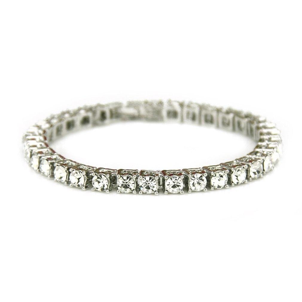Luxury Vintage Crystal Bracelets For Women Charm Rhinestones Bracelets & Bangles Femme Bridal Wedding Jewelry Gift Drop Shipping