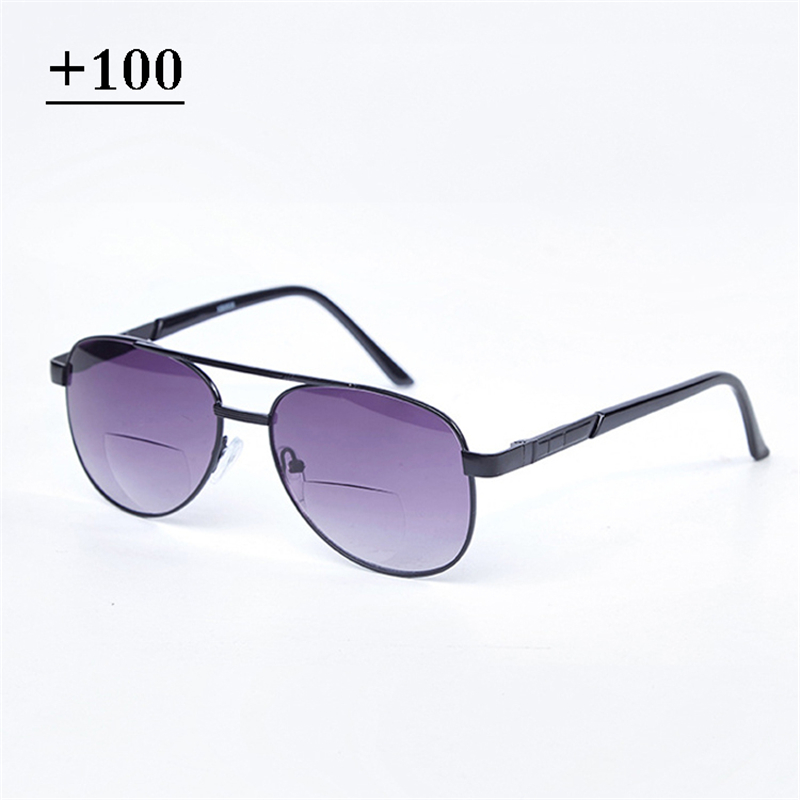 c0758be550 Dropwow iboode Bifocal Reading Glasses Unisex Diopter Glasses Male ...