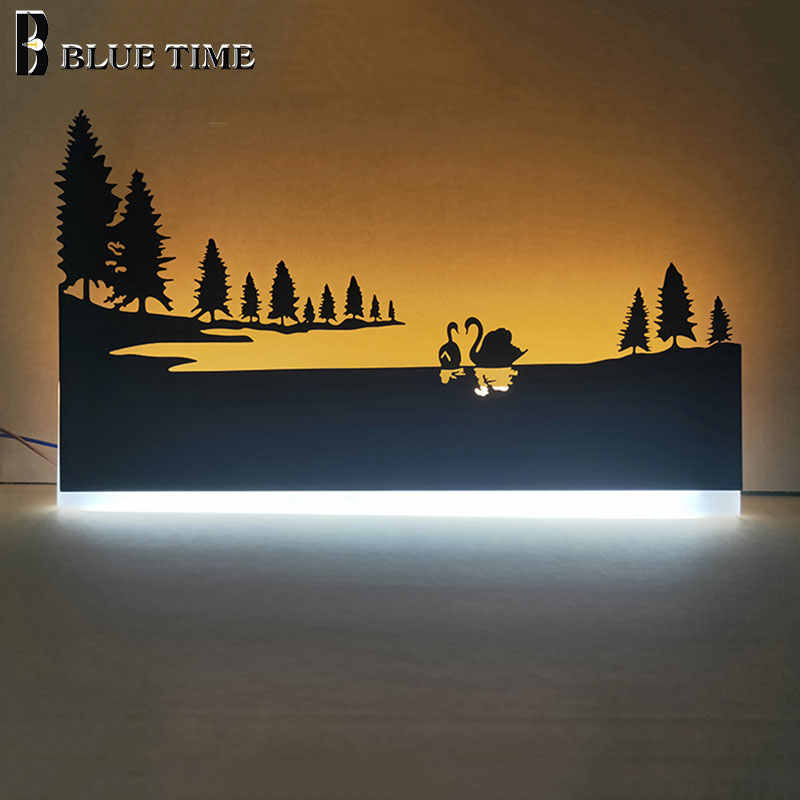 12w L38cm Black Modern LED Wall Lamp For Dining Room Study Room Bedroom Living Room Acrylic Sconce LED Wall Lights Home Fixtures