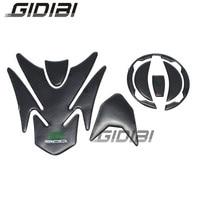 For Kawasaki Z900 Z 900 2017 2018 Motorcycle Carbon Fiber 3D Motorcycle Tank Pad Protector Sticker