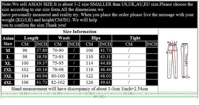 Big Size 4XL New Design Joggers SweatPants Men Delicacy Workout Full Black Length Pants Casual Exercise Wear Classic Trousers 10