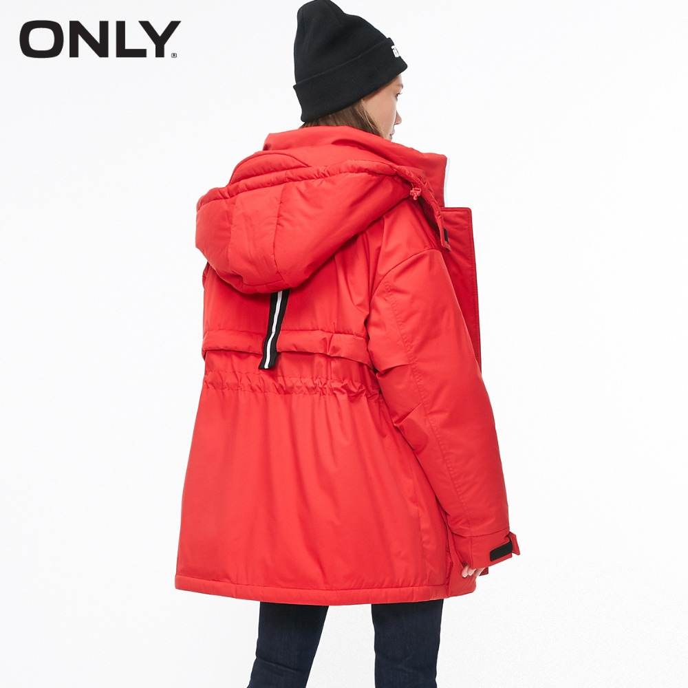 여성 전용 루즈 피트 다운 재킷  118312601-에서다운 코트부터 여성 의류 의  그룹 3
