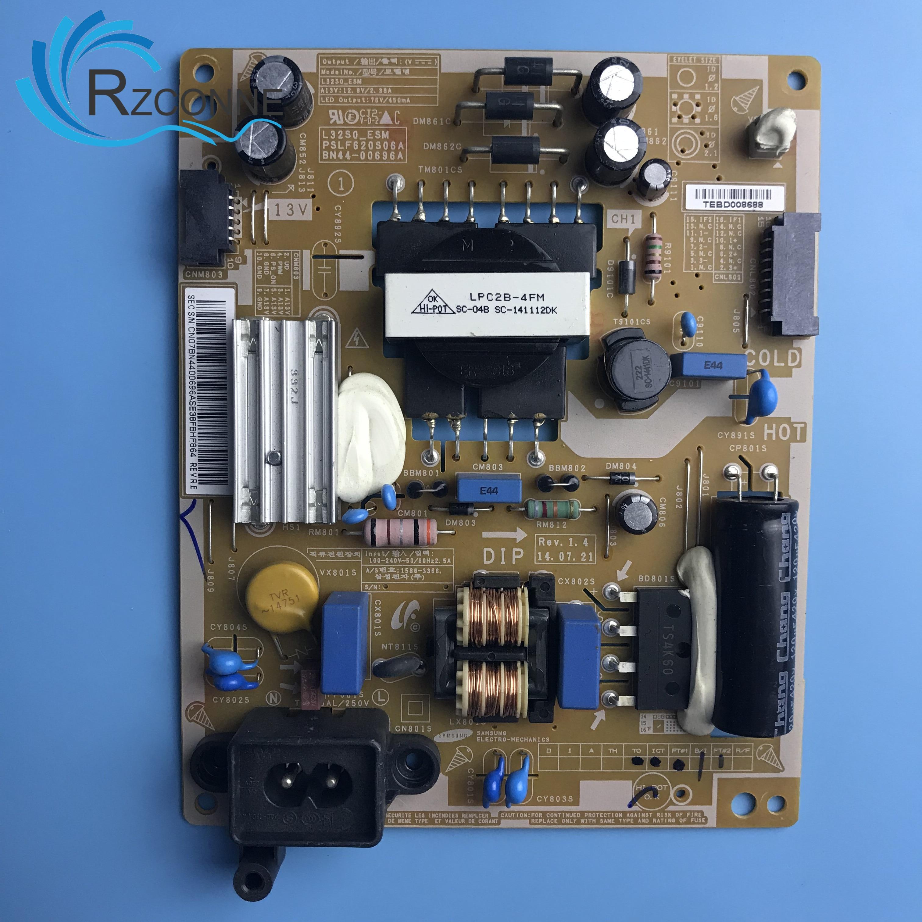 Power Board Card Supply BN44-00696A L32S0-ESM PSLF620S06A For 32 Inch Samsung LCD TV UA32H4100AR UA32H4100AK