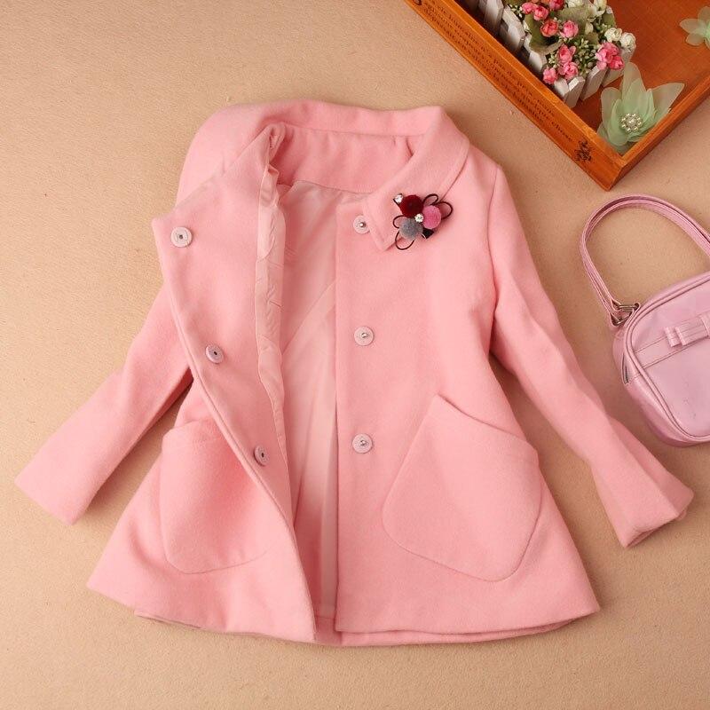 0e4e6a3fc Aliexpress.com   Buy 2018 Kids Clothes Children Clothing Girls Wool ...
