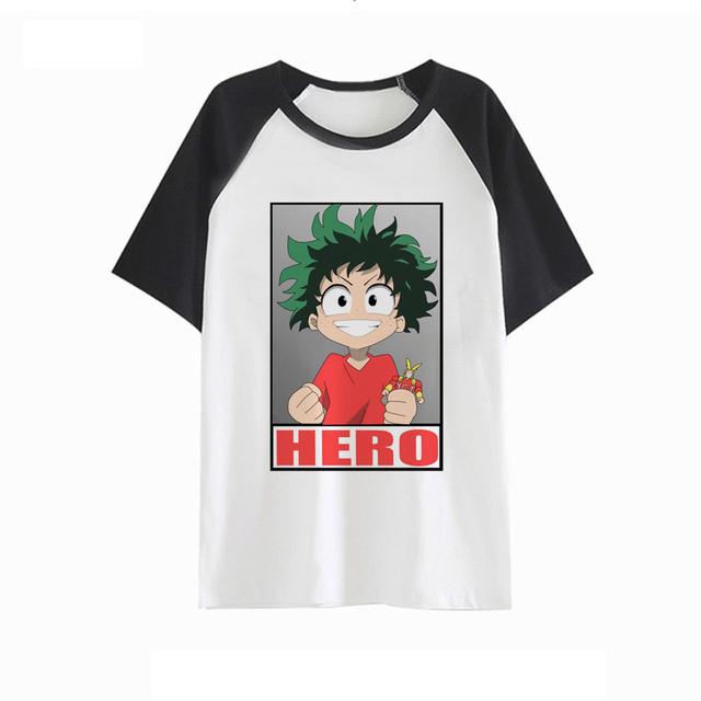 Boku No Hero Academia T shirt