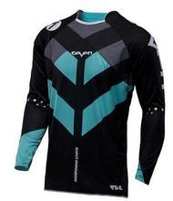 cycling jersey 2019 Seven Motocross Jersey Mx downhill mtb