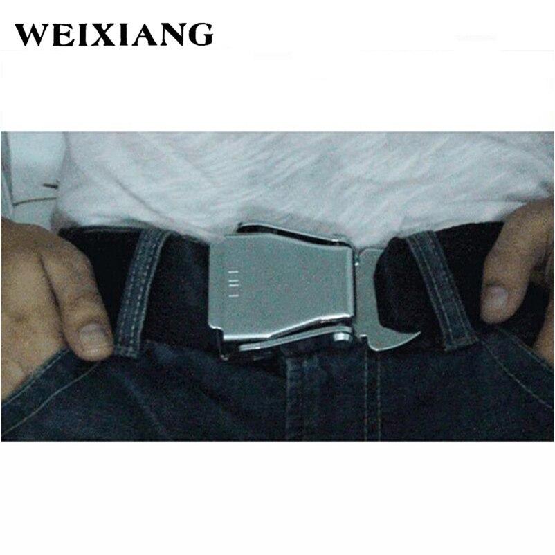 E24 Adjustable Airplane Seat Belt Extender Seat Belts Extension Child Restraint Belt Children Car Safety Lock Clip