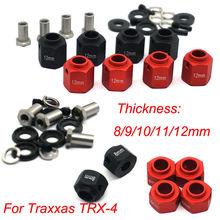 4PCS RC car parts 6/8/9/10/11/12mm Hex W
