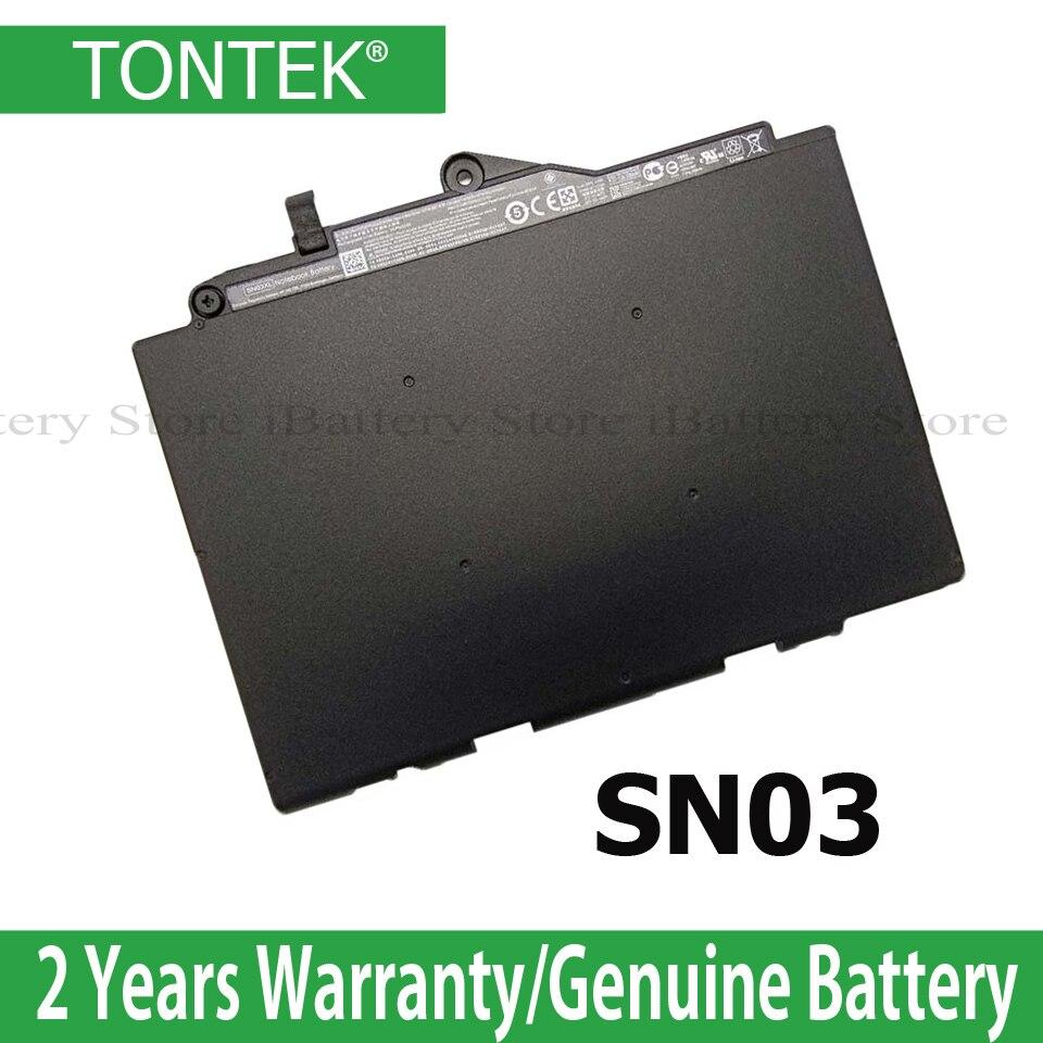 Аккумулятор для ноутбука HP EliteBook 820 G3 725 G3 800514-001N, 11,1 В, 44 Вт/ч, SN03XL, для планшета HP EliteBook 820 G3 725 G3 800514-001N