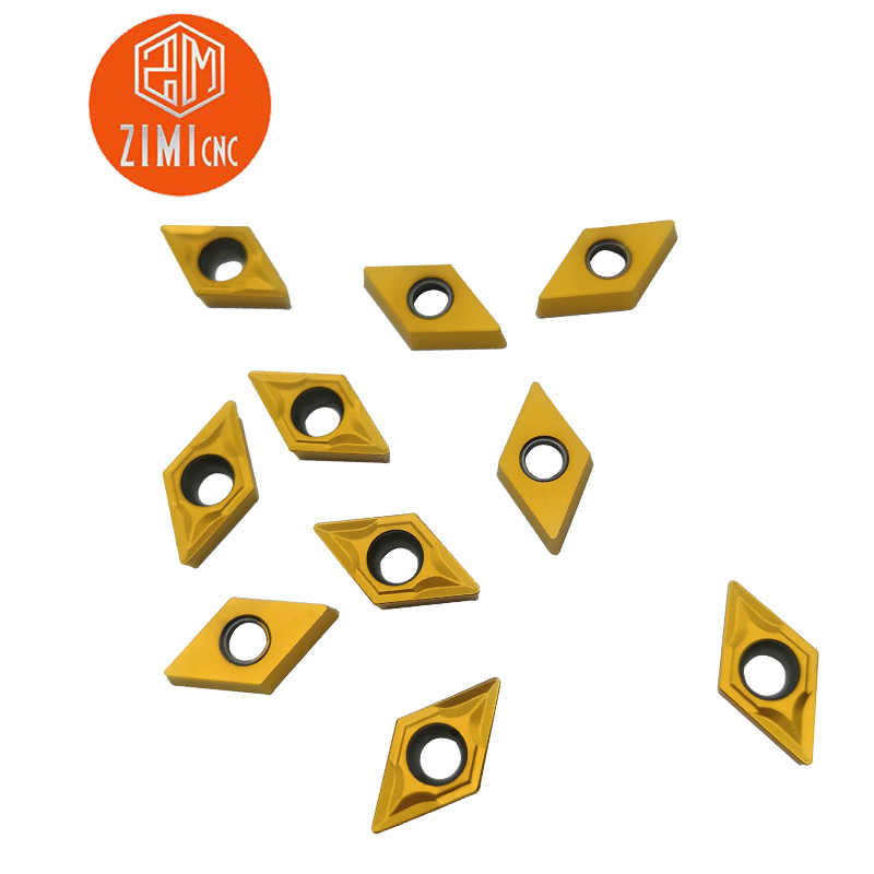 10pcs Carbide Inserts MGMN200-G Gold End Milling Turning Lathe Accessories