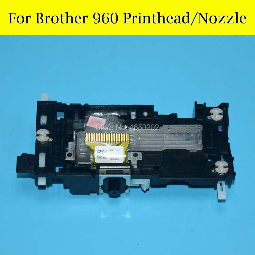 1 PC High Quality 100% Original Printhead 960 Print head For Brother DCP 750/770/230/240/235/260/3360/465/5460 Printer