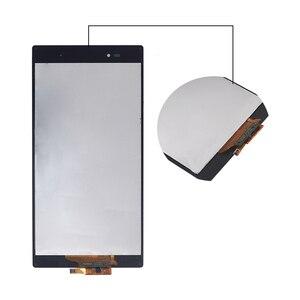 Image 4 - مناسبة لسوني اريكسون Z الترا XL39h XL39 C6833 LCD محول الأرقام بشاشة تعمل بلمس لسوني اريكسون Z الترا مع الإطار + شحن مجاني