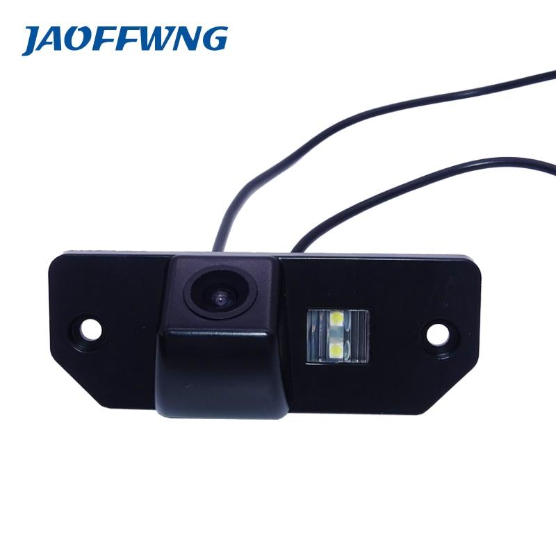 """Gratis verzending CCD 1/3 """"Auto achteruitrijcamera Parking Achteruitrijcamera Voor Ford Focus (3) / 2008/2010 Voor Focus (2) Nachtzicht"""