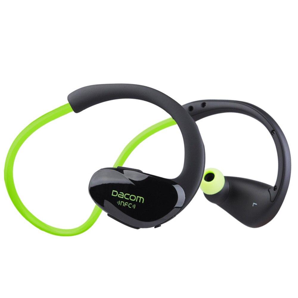 earphone review 2016 best newest original brand dacom athlete bluetooth 4 1 headset wireless. Black Bedroom Furniture Sets. Home Design Ideas