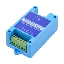 Convertidor USB a 485, grado industrial 2 RS485 a módulo USB, protección contra rayos compatible con win7/8/10