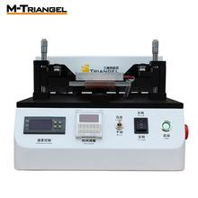 7inch Semi-automatic LCD Separator Remover Built-in Vacuum Pump For Iphone 6 6S 5 5S 7 7P Mobile Phone Repair Tool M-Triangel semi automatic built in vacuum pump lcd separator repair machine to split glass touch screen digitizer lcd for iphone samsung