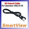 1 unid Señal IR Extender Cable para el Receptor de Satélite skybox V6 V6 V6S S-V6 S Extender Cable de señal Remota