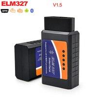ELM327 V1.5 Bluetooth OBD2 ELM 327 V 1.5 OBDII Code Reader Diagnostic Tool Mini Scanner OBD 2 Diagnostic Tool Car Scanner Tool