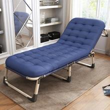 Портативная складная кровать для кемпинга Военная кроватка складной лежак для домашнего использования с регулируемой спинкой толстый матрас