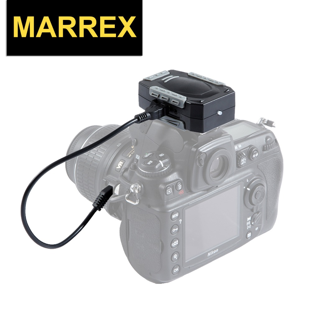 ФОТО MX-G10 Professional Geotagger Camera GPS System for Canon 1DX 1DC 5DMark III 6D 100D 650D 7D 70D 700D 1200D EOS-M EOS-M2 Camera