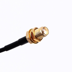 Image 3 - Portable walkie talkie antenna sucker mini type SMA F port for baofeng UV 5R UV 82 BF 888S walkie talkie radio