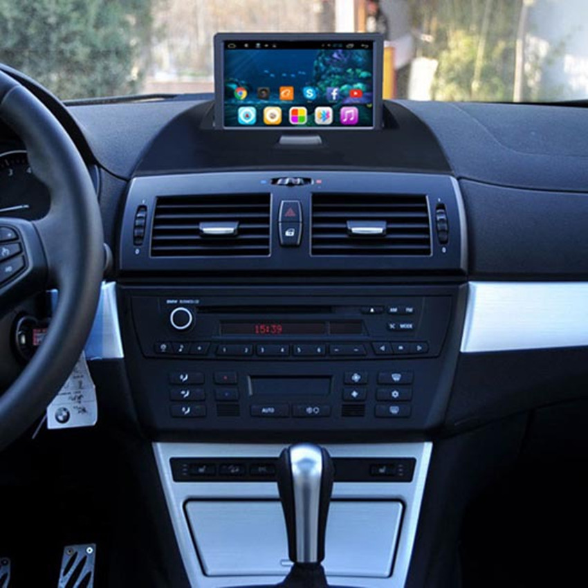 Aliexpress Com Buy Android Car Dvd Stereo For Bmw X3 E83