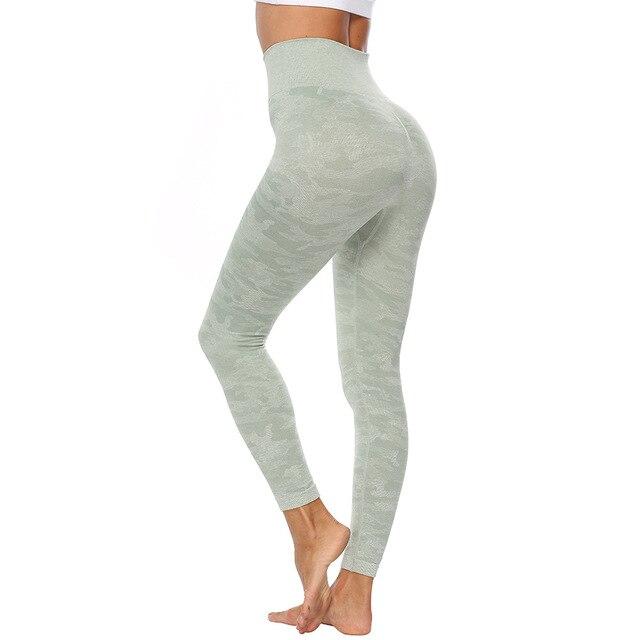 Đầm liền Quần Legging Tập Yoga Nữ Tập Gym Tập Thể Dục Thể Hình Thể Thao Cao Cấp Chặt Chạy Tập Luyện Đẩy Lên Quần Leggin Thể Thao