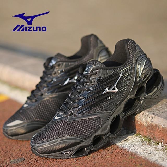 Оригинальный Mizuno Wave Prophecy 5 профессиональные дышащие спортивные Мужская обувь Открытый Для мужчин Вес подъема обувь 6 видов цветов Бесплатная доставка