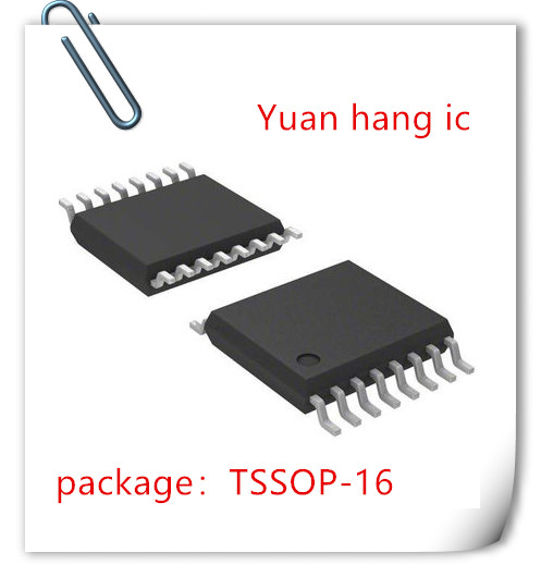 NEW 10PCS LOT ADS8354IPWR ADS8354IPW ADS8354 TSSOP 16 IC