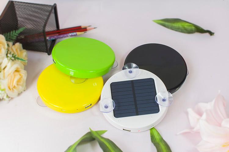 1800mAh factory solar mobile charger coverwindow solar chargerwholesale  solar cellphone cargador (2)