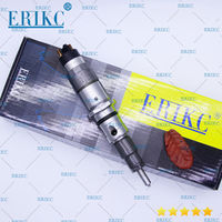ERIKC 0445120231 Common Rail Injector 0445 120 231 Auto Complete Injection Fuel Diesel Nozzle 0 445 120 231 for CUMMINS 5263262