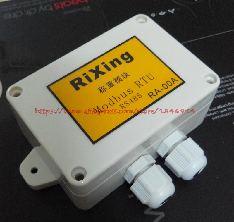 Envío libre de pesaje módulo Modbus RTU protocolo 485 Módulo de ...