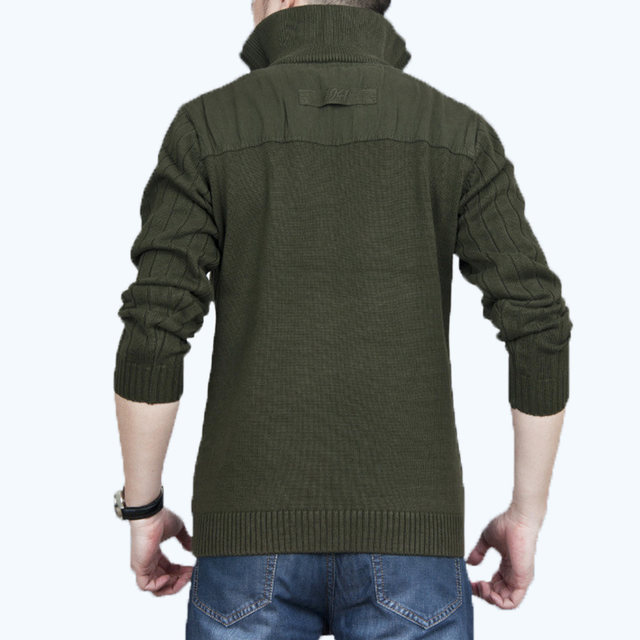 Online Shop Afs Jeep Mens Pullover Cotton Sweater Pullovers